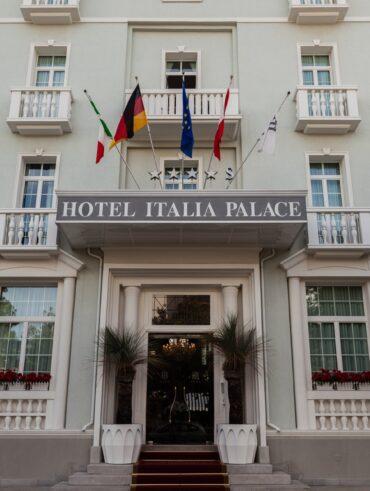 """Hotel Italia Palace Lignano: dormire e sentirsi nella """"belle epoque"""""""