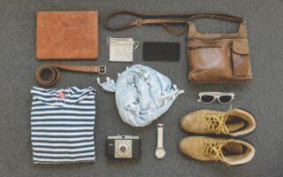Cosa mettere in valigia: cosa indossi quando viaggi?