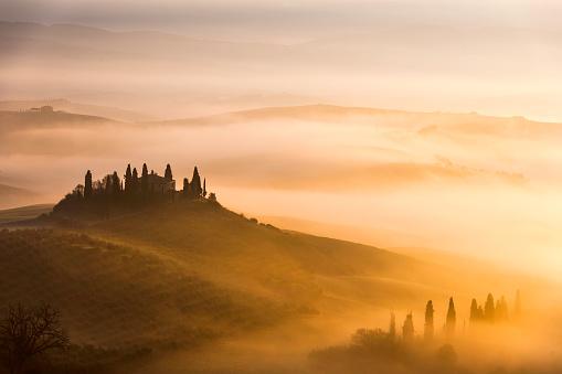 Vacanza d'inverno Toscana