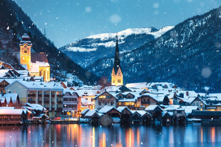 Le 10 migliori mete di viaggio per le tue vacanze invernali in Europa