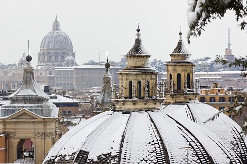 città da visitare in inverno Roma