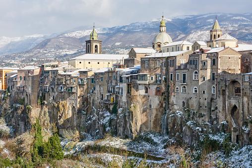 Sant'Agata de' Goti week end romantico italia  cosa visitare in italia