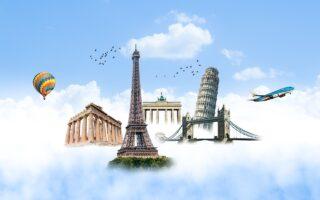 Viaggi in Europa: itinerario di un mese in giro per l'Europa (prima parte)