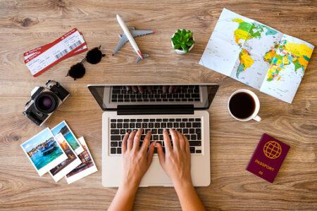 Travel Blog: 50 idee per blog post, titoli per articoli, mentre sei in quarantena