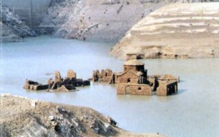 Lago di Vagli : svuotamento nel 2021, cosa vedere nei dintorni del paese sommerso