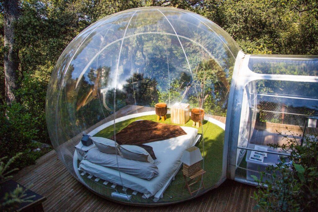 bubble room   bubble room hotel   bubble room france   bubble room hotel france