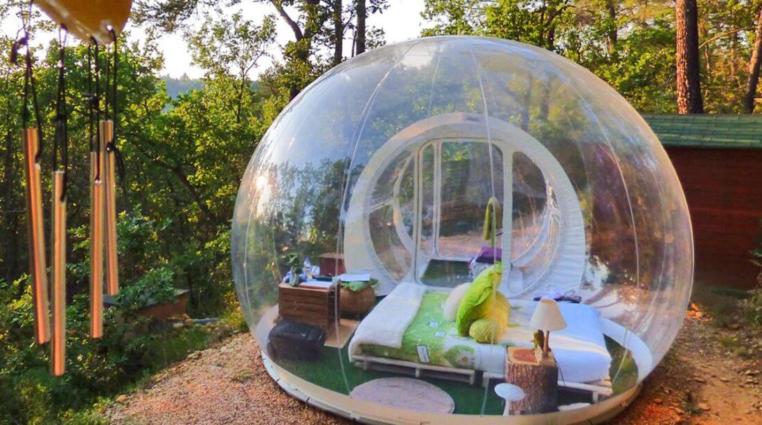 Bubble Room: 10 posti in Europa dove puoi dormire in una bolla
