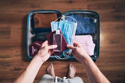 passaporto covid passaporto coronavirus passaporto di immunità certificato privo di rischio