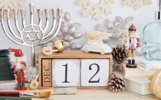 Festività di Dicembre in tutto il mondo: dal Chanukkah al Kwanzaa o lo Yule