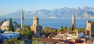 Antalya  adalia adalia turchia turchia Antalya turchia Porta di Adriano quartiere di Kaleici  Kaleici