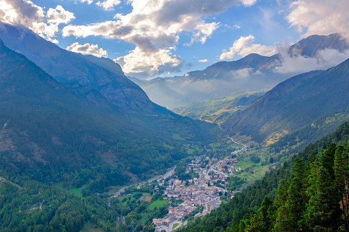 val chisone   valle germanasca   val chisone mappa