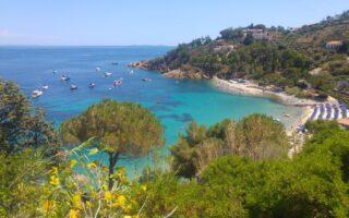 Isola del Giglio: paesaggi costieri mozzafiato e contatto diretto con la natura