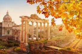Foliage in Italia: ecco dove ammirarlo nel Lazio