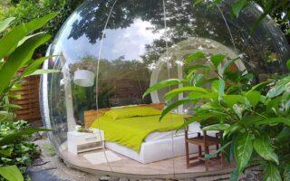 Bubble Room in Italia: ecco dove puoi dormire in una bolla