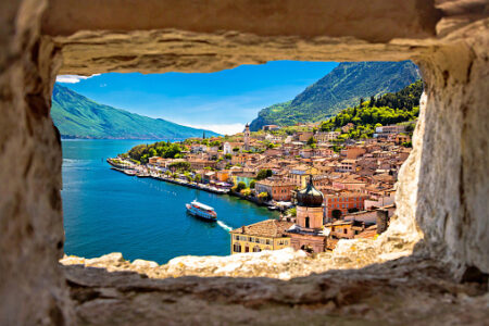Limone sul Garda Cosa Vedere: una delle piu' belle ciclabili d'Italia
