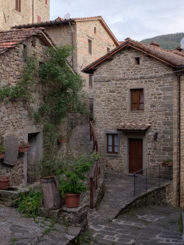 Albergo diffuso in Toscana: Borgo dei Corsi dove storia, innovazione, recupero e benessere si fondono