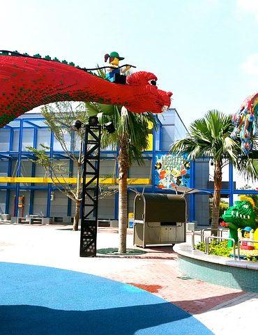 Legoland in Italia: dai una prima occhiata al nuovissimo Legoland Water Park