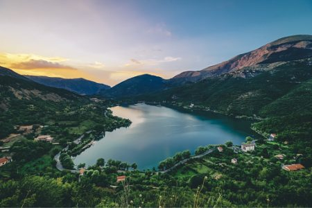 Lago di Scanno Abruzzo: il Sentiero del Cuore, lunghezza e da dove partire