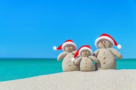 Dicembre al caldo: 7 destinazioni da non perdere